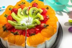 Αρτοποιείο κέικ Στοκ εικόνα με δικαίωμα ελεύθερης χρήσης
