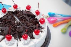 Αρτοποιείο κέικ Στοκ Εικόνες