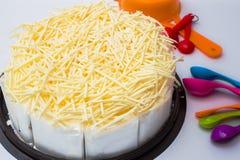 Αρτοποιείο κέικ Στοκ φωτογραφία με δικαίωμα ελεύθερης χρήσης