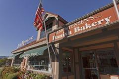 αρτοποιείο Καλιφόρνια solvang Στοκ Φωτογραφίες