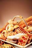 αρτοποιείο νόστιμο Στοκ Εικόνα