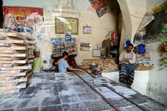 Αρτοποιείο οδών στοκ φωτογραφίες