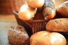 αρτοποιείο φρέσκο Στοκ Φωτογραφία