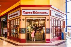 Αρτοποιείο Brancovenesc Cuptorul στοκ φωτογραφία