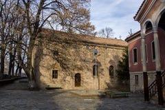 Αρχάγγελος Michael, Perushtitsa, περιοχή Plovdiv, της Βουλγαρίας του ST μνημείων εκκλησιών Στοκ φωτογραφίες με δικαίωμα ελεύθερης χρήσης