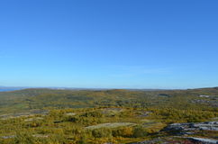 Αρχή της πολικής πτώσης Στοκ εικόνα με δικαίωμα ελεύθερης χρήσης