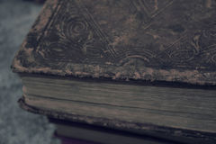 αρχαία έγγραφα Στοκ Εικόνα