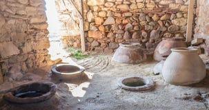 αρχαία αγγειοπλαστική Στοκ Εικόνα