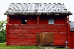 Αρχαία αποθήκη Στοκ φωτογραφία με δικαίωμα ελεύθερης χρήσης