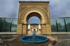 αρχαία αραβική αρχιτεκτ&omicron Στοκ Εικόνα