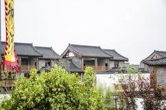 αρχαία αρχιτεκτονική Κίνα Στοκ Φωτογραφίες