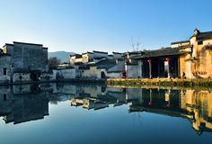 αρχαία αρχιτεκτονική Κίνα Στοκ εικόνα με δικαίωμα ελεύθερης χρήσης
