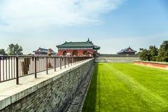 αρχαία αρχιτεκτονική Κίνα Στοκ φωτογραφίες με δικαίωμα ελεύθερης χρήσης
