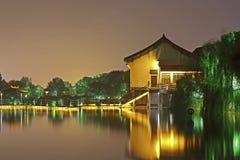 αρχαία αρχιτεκτονική κινέζικα Στοκ Εικόνα