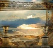 αρχαία αρχιτεκτονική Στοκ Εικόνες