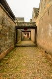 Αρχαία αρχιτεκτονική Jiangxi στοκ εικόνα