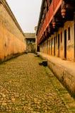 Αρχαία αρχιτεκτονική Jiangxi στοκ φωτογραφία