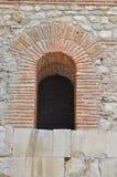 αρχαία αψίδα Ρωμαίος Στοκ εικόνα με δικαίωμα ελεύθερης χρήσης