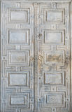 Αρχαία βυζαντινή αρχιτεκτονική πορτών Στοκ εικόνα με δικαίωμα ελεύθερης χρήσης