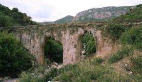 αρχαία γέφυρα Στοκ Φωτογραφία