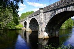 αρχαία γέφυρα Στοκ φωτογραφία με δικαίωμα ελεύθερης χρήσης