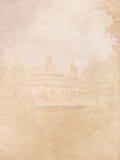 αρχαία εκκλησία ανασκόπησης Στοκ εικόνες με δικαίωμα ελεύθερης χρήσης
