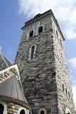 αρχαία εκκλησία Βίκινγκ Στοκ φωτογραφία με δικαίωμα ελεύθερης χρήσης
