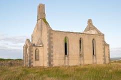 αρχαία εκκλησία ιρλανδικά Στοκ εικόνες με δικαίωμα ελεύθερης χρήσης