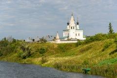 Αρχαία εκκλησία σε Suzdal Στοκ Εικόνες