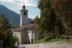 αρχαία εκκλησία feltre Ιταλία &Be Στοκ εικόνες με δικαίωμα ελεύθερης χρήσης
