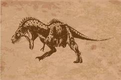 Αρχαία ζώα Στοκ Εικόνες