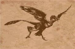 Αρχαία ζώα Στοκ φωτογραφία με δικαίωμα ελεύθερης χρήσης