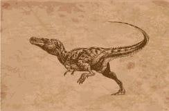 Αρχαία ζώα Στοκ Φωτογραφίες