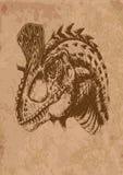 Αρχαία ζώα Στοκ φωτογραφίες με δικαίωμα ελεύθερης χρήσης