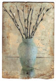 αρχαία κάρτα Στοκ φωτογραφίες με δικαίωμα ελεύθερης χρήσης