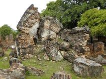 αρχαία καταστροφή Στοκ Εικόνα