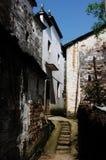 αρχαία κινεζικά χωριά Στοκ εικόνα με δικαίωμα ελεύθερης χρήσης