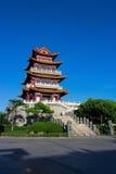 Αρχαία κινεζική αρχιτεκτονική Στοκ Εικόνες