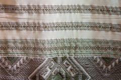 Αρχαία κλωστοϋφαντουργικά προϊόντα βαμβακιού/λαϊκά κλωστοϋφαντουργικά προϊόντα της Ταϊλάνδης Στοκ Εικόνες