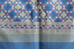 Αρχαία κλωστοϋφαντουργικά προϊόντα βαμβακιού/λαϊκά κλωστοϋφαντουργικά προϊόντα της Ταϊλάνδης Στοκ Εικόνα