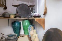 Αρχαία κουζίνα στο Ιράκ Στοκ Εικόνες