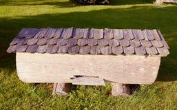 αρχαία κυψέλη χλόης Στοκ φωτογραφίες με δικαίωμα ελεύθερης χρήσης