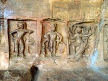 Αρχαία μνημεία Στοκ εικόνες με δικαίωμα ελεύθερης χρήσης