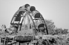 Αρχαία νερό-ρόδα στο Gujarat, Ινδία Στοκ φωτογραφία με δικαίωμα ελεύθερης χρήσης