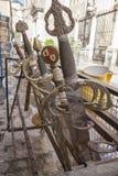 Αρχαία ξίφη Τολέδο, Ισπανία Στοκ Φωτογραφίες