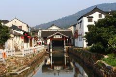 Κινεζικά στοιχεία, μέσο βασίλειο παρόδων Suzhou LU Στοκ Εικόνες