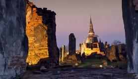 αρχαία παγόδα Στοκ Φωτογραφίες