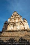 Αρχαία παγόδα σε Wat Jamadhev Στοκ φωτογραφία με δικαίωμα ελεύθερης χρήσης