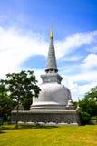 Αρχαία παγόδα στο ναό, Μπανγκόκ Ταϊλάνδη Στοκ φωτογραφία με δικαίωμα ελεύθερης χρήσης