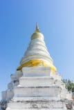 Αρχαία παγόδα στο ναό Ταϊλάνδη Στοκ φωτογραφίες με δικαίωμα ελεύθερης χρήσης